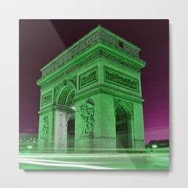 Arc_de_Triomphe_2015_0404 Metal Print