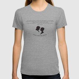 Pride and Prejudice A T-shirt