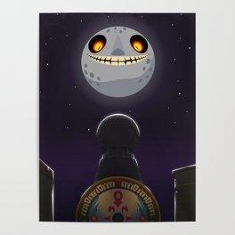 Three Days. The Legend of Zelda: Majora's Mask Poster