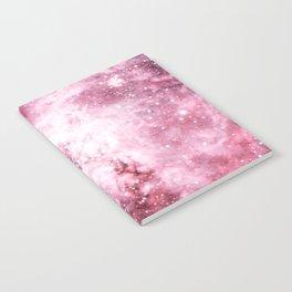 Pink Tarantuala Nebula Core Notebook