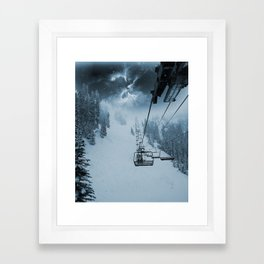 Baker Beauty Framed Art Print