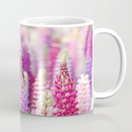 Pink & Purple FLowerS Coffee Mug