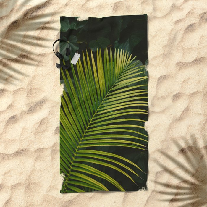 Tropical Hawaii II Beach Towel