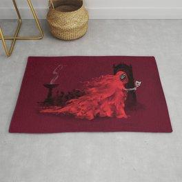 Red Death Rug
