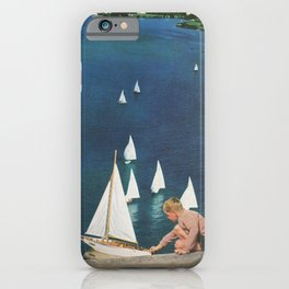 Harbor iPhone Case