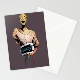Decommissioned  Stationery Cards