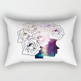 Revenir à la Nature Rectangular Pillow