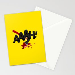 ONMTP - BIG AAAH! Stationery Cards