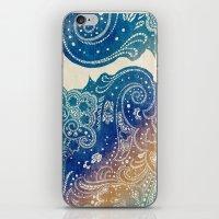 princess iPhone & iPod Skins featuring Mermaid Princess  by rskinner1122