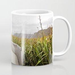 Grassy Pathway- New Zealand Coffee Mug