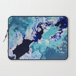 Churning Tides Laptop Sleeve