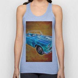 Ford Thunderbird Unisex Tank Top