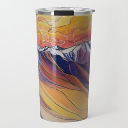 Little Ring Mountain :: Great Big Story Travel Mug