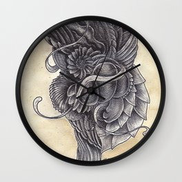 Lifeform 2S9-378 Wall Clock