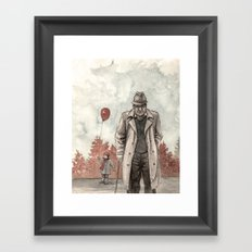 Grandfather Framed Art Print