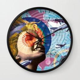 The World Transformed Wall Clock