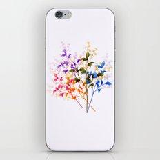 Itty Bitty Flowers iPhone & iPod Skin