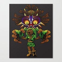 Cursed! Canvas Print