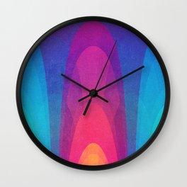 Chroma #2 Wall Clock
