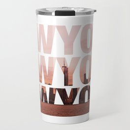 New York Landscape Travel Mug