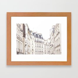 Slightly Paris Framed Art Print