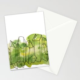 Peridot Stationery Cards