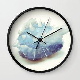 Blue Shell - Kart Art Wall Clock