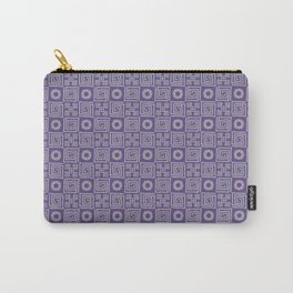 Lines and Shapes - 2018 Pantone COY Carry-All Pouch