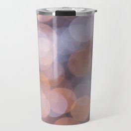 Blurred Lights Travel Mug