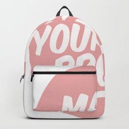 make youreself Backpack