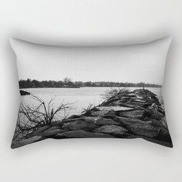 Short walk Rectangular Pillow