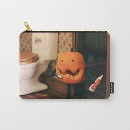 Pumpkin Hygiene Carry-All Pouch