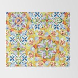 Byzantine Heraldic Throw Blanket