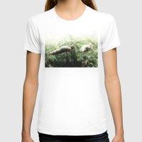 grass T-shirts featuring grass by emegi