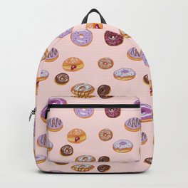 Doughnuts Backpack