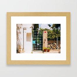 Heybeliada - Istanbul, Turkey - #2 Framed Art Print
