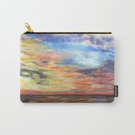 Sunset for Georgia Carry-All Pouch