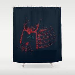 Secrets of the Samurai Shower Curtain