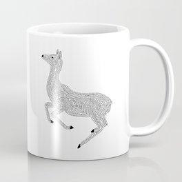 Young Deer in the Wild Coffee Mug