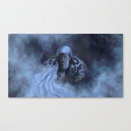 Edelstahl Canvas Print