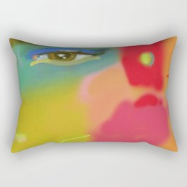 Communication Three Rectangular Pillow