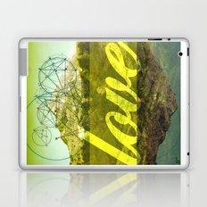 LOVE (1 Corinthians 13:13) Laptop & iPad Skin