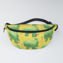 Topiary Dog Fanny Pack