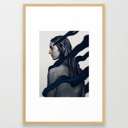 Emergence Framed Art Print