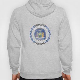 New York Its In My DNA New Yorker Flag Hoody