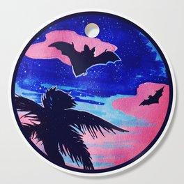 Bats by Night Cutting Board