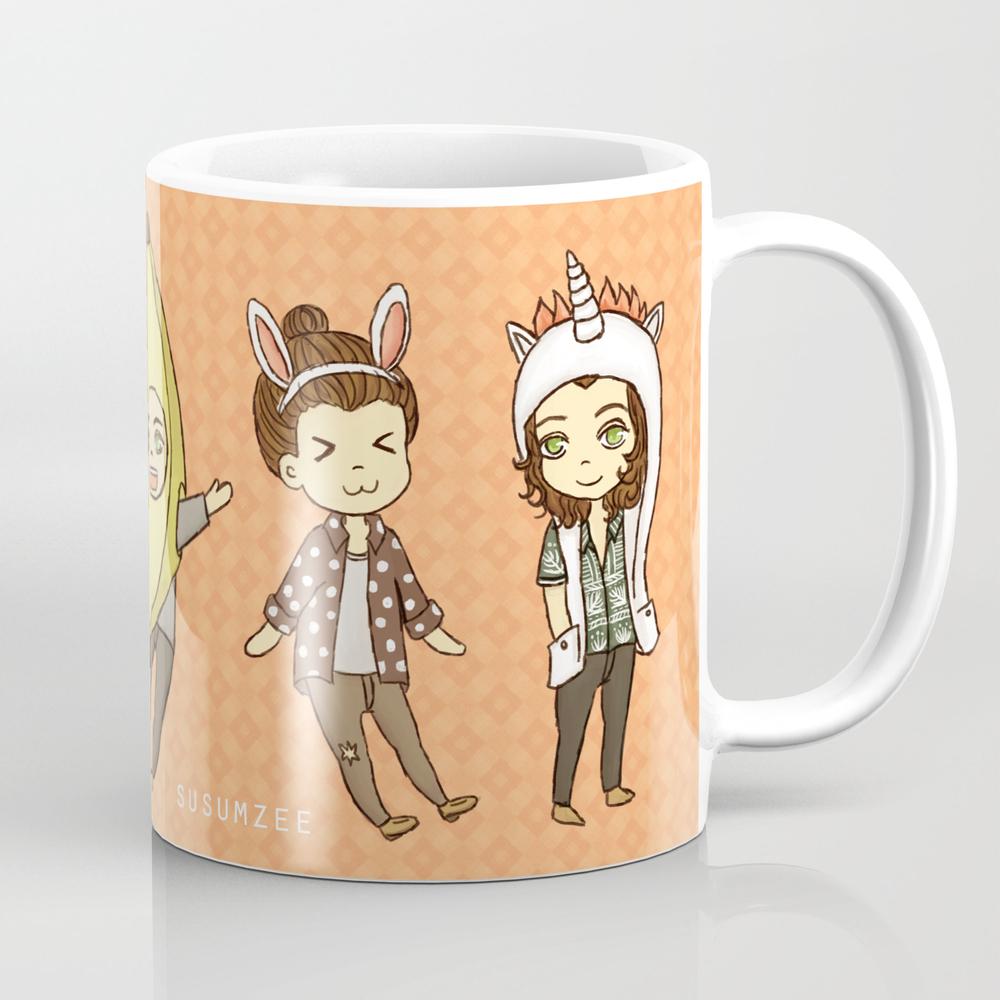 Harry Hats Coffee Cup by Susumzee MUG3216644