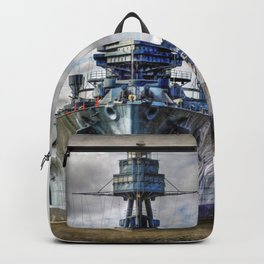USS Texas Backpack