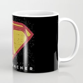 Superteacher | Teacher School Hero Coffee Mug