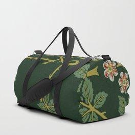 Art work of William Morris Duffle Bag